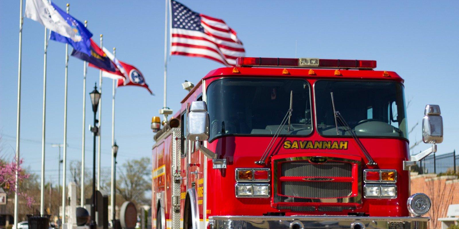 Bid Notice – Savannah Fire Department – P.P.E.