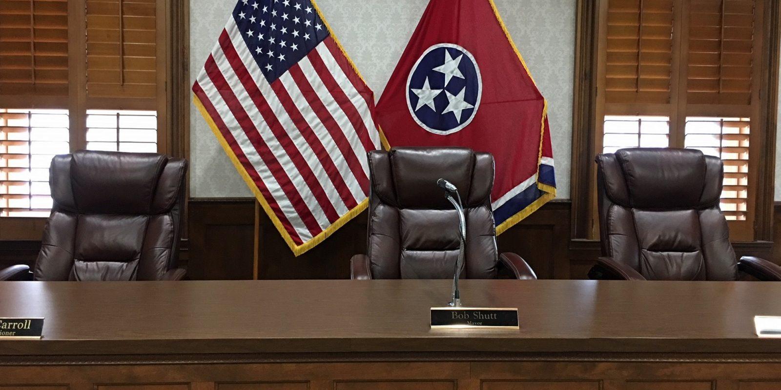 Public Notice – City Commission Meetings