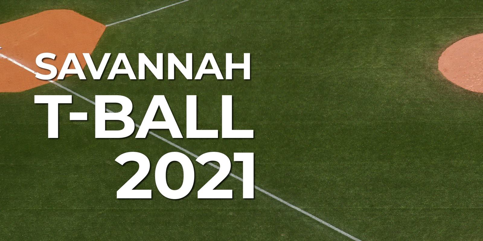 Savannah T-Ball 2021