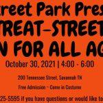 Treat Street 2021 Event Image